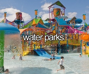 summer, fun, and water image