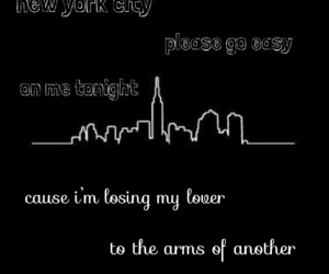 new york city, pretty, and quote image