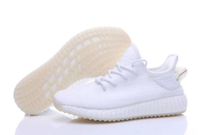adidas Yeezy Boost 550 White Men Shoes