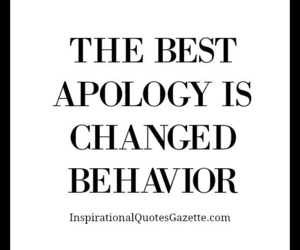 quotes, apology, and change image