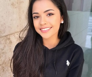 beauty, goals, and hoodie image