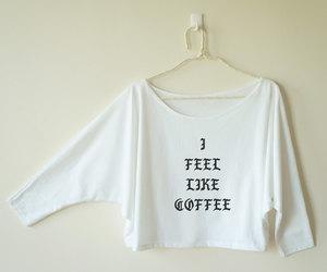coffee, fashion, and fashion blogger image