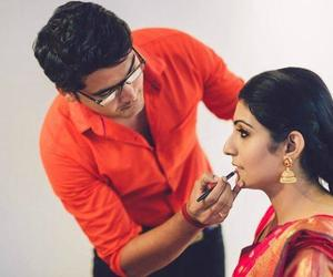 party makeup in hyderabad image