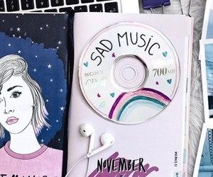 music and sad music image