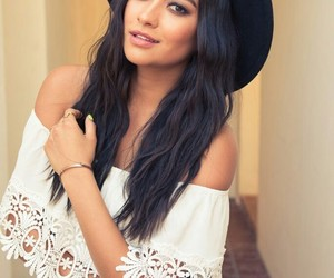 actor, shay mitchell, and beautiful image