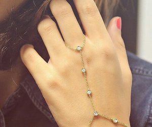 jewellery and beautiful hand image