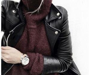 black, comfort, and fashion image