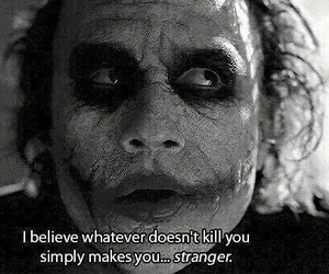 joker, quotes, and batman image
