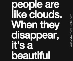 quotes, clouds, and funny image