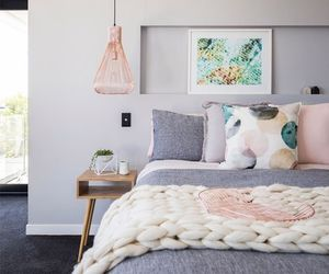 bedroom, cozy, and interior image