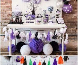 decoracion, booo, and globos image