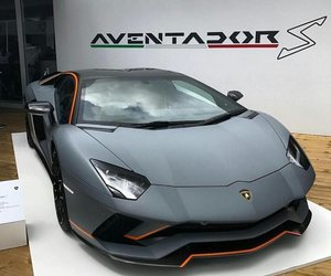 Lamborghini, luxury, and sports car image