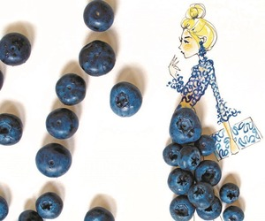 blue, fashion, and pastel image