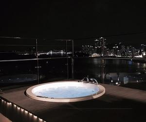 luxury and night image
