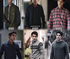 outfits, shirts, and teen wolf image