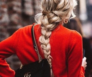 fashion, gucci, and braid image