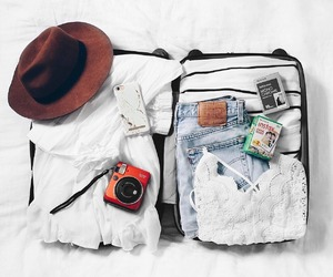 travel and packing image