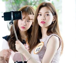 yoojung and doyeon image
