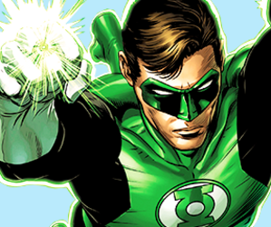 green lantern, dc comics, and hal jordan image