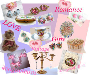 romantic, vintage, and giftideas image