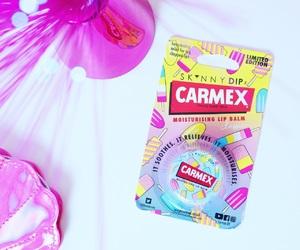 candy, carmex, and lip balm image