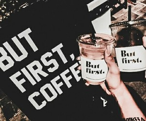 coffee, delicious, and friends image