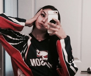 maggie lindemann, theme, and rp image