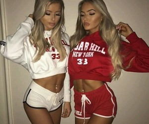 clothes, friendship goals, and outfits image