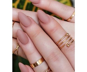 Nude, style, and nail art image
