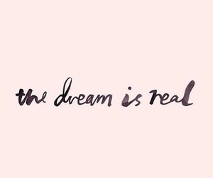quotes, Dream, and pink image