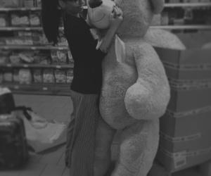 bear, fun, and girl image