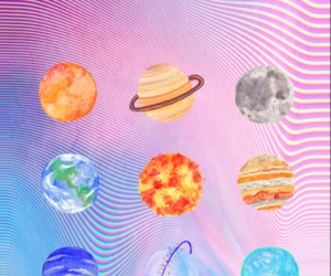 backgrounds, aesthetic, and planets image