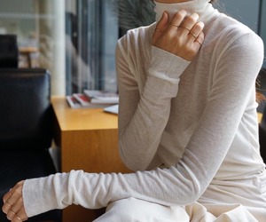 cozy, style, and outfit image