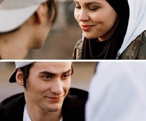 skam, muslim couple, and love image