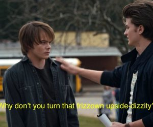 aesthetic, tv show, and jonathan byers image