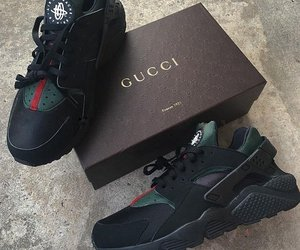 gucci, shoes, and huarache image