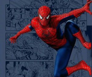 hq, spiderman, and wallpaper image