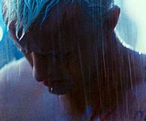 blade runner, cinema, and Rutger Hauer image