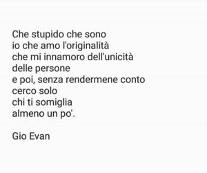 frasi italiane, gio evan, and messaggi image