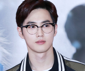 exo, suho, and junmyeon image