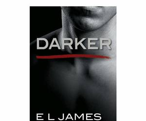 book, darker, and fiftyshadesdarker image