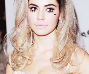 diamond, marina and the diamonds, and marina diamandis image