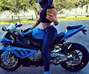 Motor, speed, and girl image