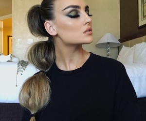 little mix, perrie edwards, and makeup image