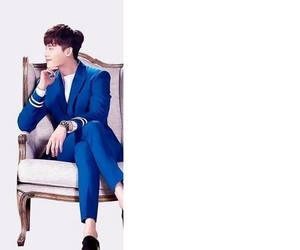 two worlds, lee jong suk, and w image