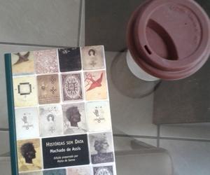 brasil, machado de assis, and cafe image