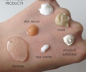 skin, skincare, and beauty image