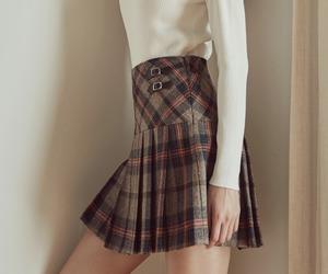 asian fashion, culottes, and kfashion image