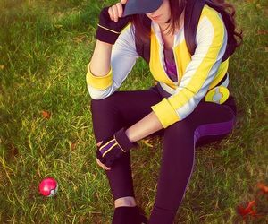 cosplay, pokemon, and costume image