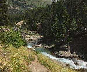 Alberta, beauty, and hiking image
